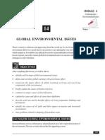 14_Global Environmental Issues