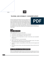 18_Water and Energy Conservation