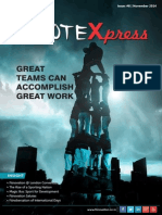 Dnote Xpress, Issue #8, November 2014