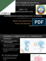 Enfermedades Neurológicas de La Laringe