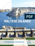 The Maltese Islands Tourist Guide English
