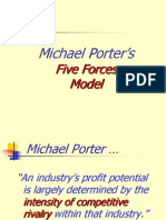 5 forces Porter