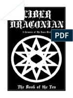 Liber Draconian Introduction