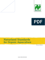Naturland Standards Aquaculture