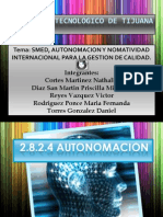 Exposicion Autonomacion y SMED