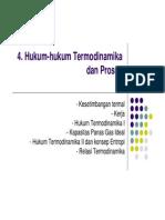 termodinamika fisika persamaan gas ideal