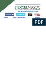 Simulador Financiero en Excel