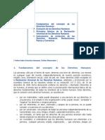 Fundamentos del concepto de los Derechos Humanos.docx