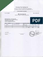 Invoice Sign Back Copy