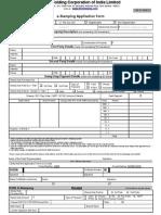 Stamp Paper Form