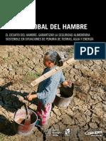 Indice Del Hambre de Ifpri 2012