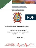 Hernia Diafragmática Congénita.caso Clinico