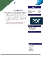 Globe Equity Investment Analysis