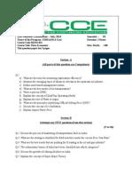 Petro Economics (MDSO 821) 1