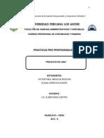 Monografia - Proyecto de Vida.