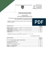 2011 Matematică Etapa Locala Barem Clasa a v-A 0