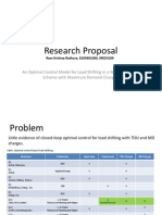 Template Research Proposal