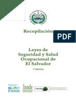 Recopilación Leyes Prevención El Salvador