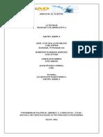 Analisis Dofa de La Empresa a MA PLANETA AZUL Para Su Expancion.