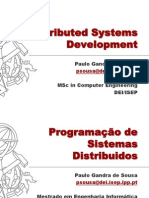 Distribuited Systems
