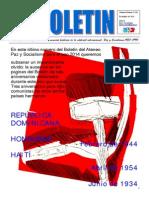 Boletín nº18 del Ateneo Paz y Socialismo - diciembre 2014
