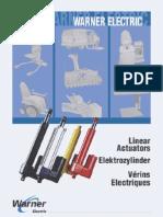 Linear Actuator catalog