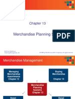 Retail Merchandise Budget Plan