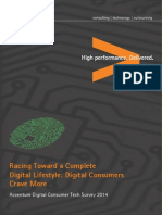 Accenture Digital Consumer Tech Survey 2014
