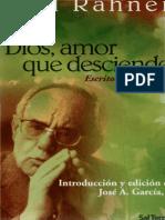 rahner, karl - dios amor que desciende.pdf