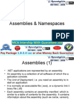 Assemblies & Namespaces in ASP.net