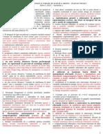 Examen Psihologie Experimentala ZI SEM  II_2013_Raspunsuri Comentate