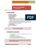 DIDACTIC PROGRAMME I NTRODUCTION Academic writing.pdf