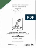 Doktrina Logistike u Vojsci