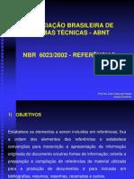AssociaÇÃo Brasileira de Normas tÉcnicas - Abnt
