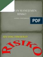 PAPARAN MANEJEMEN RISIKO Pa BARKAH.pptx