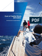 Cost of Capital Study 2011-2012-KPMG