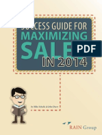 Maximizing Sales