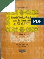 Tiero Pezzuti-Teórico Práctico Solfeo (Parte (1))