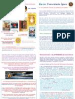 Informativo sobre a Gnose - Grupo Consciencia Ignea