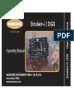 Ein II DGS Manual