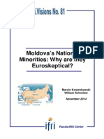 Moldova's National Minorities