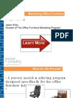 Marketing Office Furniture