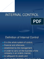 3 Internal Control