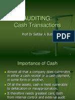 6 Cash Transactions