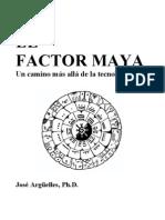 Argüelles, Jose - EL Factor Maya