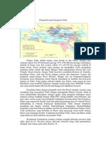Pengaruh Letak Geografis Turki