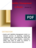 Asset Liability Mgmt