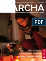 Archa 6/2014 - Pokud možno s úsměvem / Sametová revoluce po 25 letech