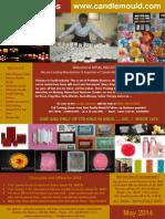 NIRAL Candle Catalogue New 2012