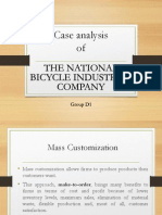 OPM National Bicycle Company D1 Section 1